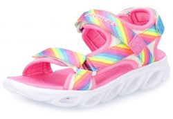Сандалии для девочек Skechers  Rainbow Lights