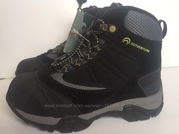 Зимние ботинки для мальчиков Outventure Crater размер 32