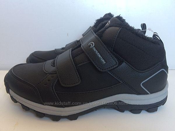 Демисезонные ботинки для мальчиков Outventure size 35-36