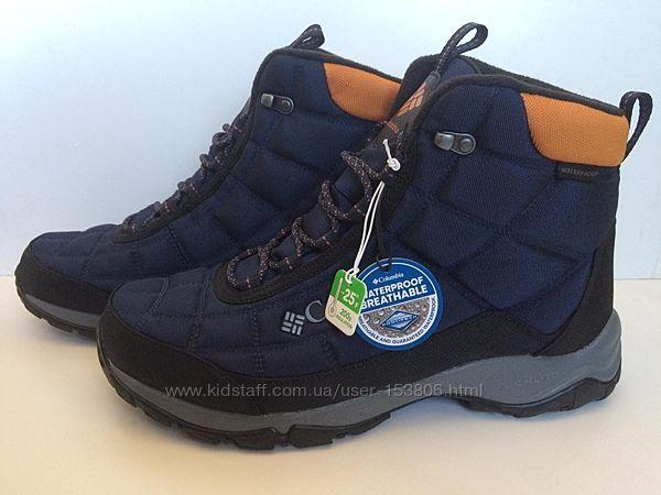 Мужские ботинки Columbia Firecamp size 13 US
