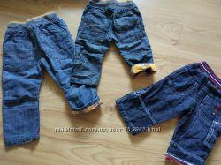 George джинсы с хлопковой подкладкой 6-9мес
