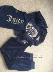 Велюровый костюм Juicy Couture Оригинал