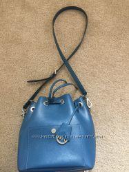 Женская кожаная сумка Michael Kors Greenwich Оригинал из США