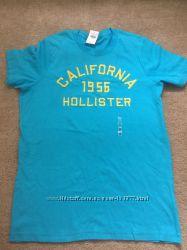 Мужская футболка Hollister Оригинал США