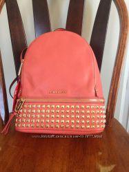 Женский кожаный рюкзак Michael Kors Rhea Оригинал из США