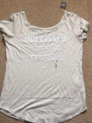 Женская футболка Hollister М