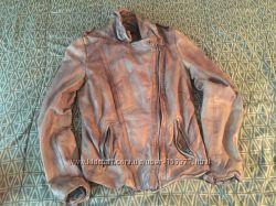 Женская кожаная куртка Muubaa