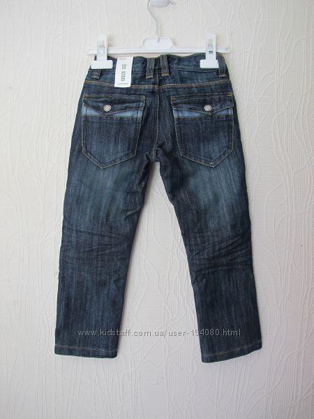 Новые стильные джинсы Lemmi на 4года. оригинал