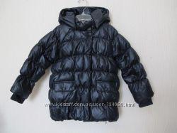 Новая зимняя куртка - пуховик chicco. на 5-8лет. оригинал