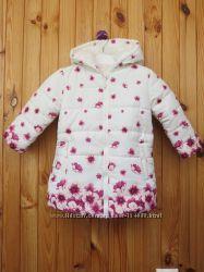 Новая удлиненная куртка пальто Pumpkin Patch на 2года. оригинал