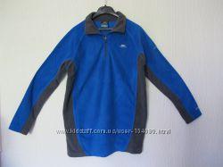 Новая флисовая кофта пуловер Trespass на 9-10лет. Англия