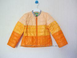 Новая демисезонная куртка Benetton на 4-5лет. Оригинал. Италия