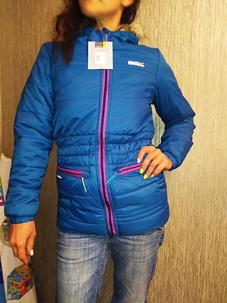 Новая удлиненная куртка Regatta на 12-13лет. Оригинал