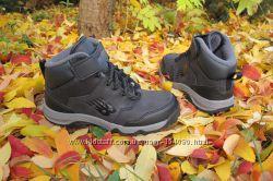 Новые демисезонные кожаные ботинки New Balance. разм. 29-30. оригинал