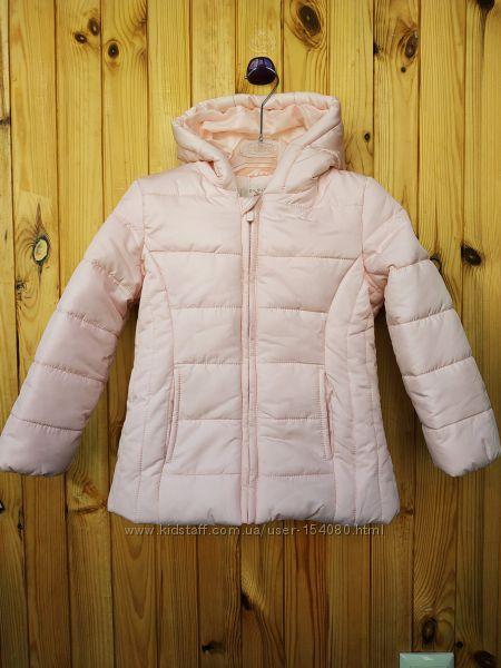 Новая удлиненная куртка Esprit на 4-9лет. оригинал