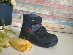 Зимние ботинки Ricosta Jan SympaTex с мигалками. разм. 21-23