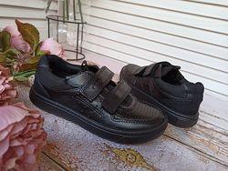 Новые кожаные кроссовки сникерсы Ecco Glyder. разм.30, 34