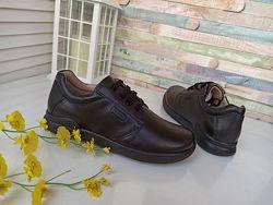 Новые кожаные туфли Biomecanics. Оригинал разм.37