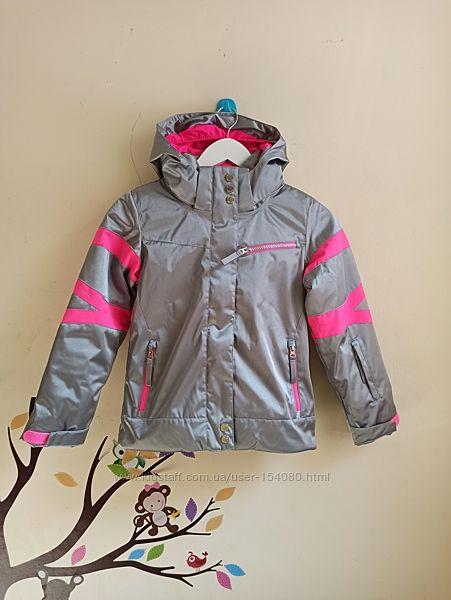 Новая зимняя лыжная куртка Spyder Podium на 10лет