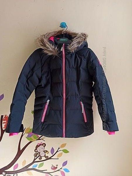 Новая зимняя лыжная куртка Spyder Atlas на 8лет