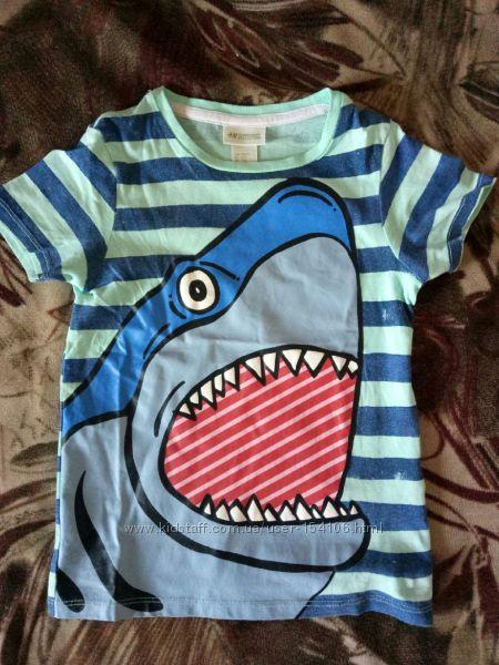 Супер футболочки на мальчишку