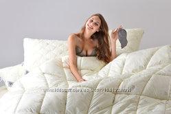 Акция Зимние шерстяные одеяла Wool тм Идея. в наличии