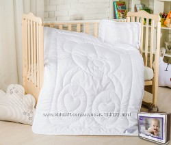 Антиаллергенные детские одеяла в кроватку тм Идея. в наличии