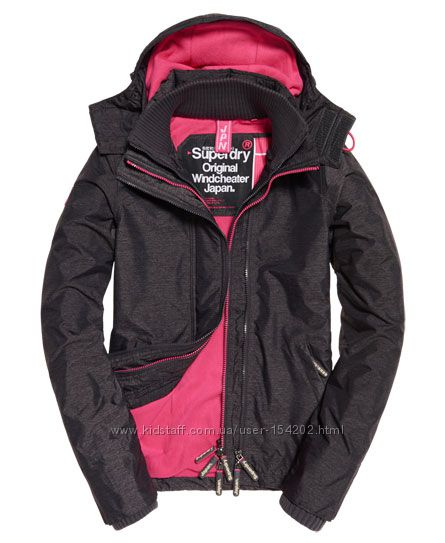 Демисезонная куртка Superdry Japan. Размер M-L