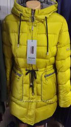 зимняя теплая куртка с46 по 54 размер