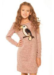 Платья для девочек р128-158. Новые модели