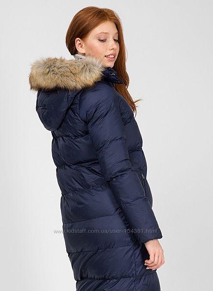 Куртка  пальто с капюшоном S. Oliver