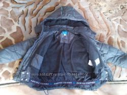 Наши куртки Chicco 122-128