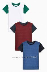 Наборы футболок и маек Next