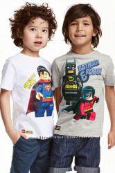 Наборы H&M футболки и шорты