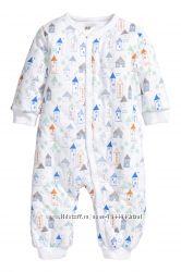 теплая пижама НМ