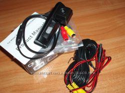 CCD камера заднего вида Toyota Camry V40 2006 - 2012, Lexus RX 2003-2009,