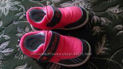 Теплые ботиночки, стелька 16см