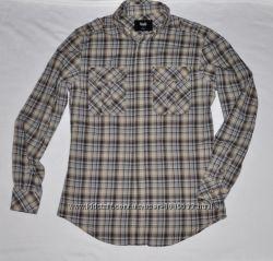 Мужская рубашка в клетку Dolce & Gabbana