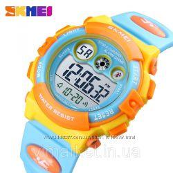 Водонепроницаемые ударопрочные оригинальные детские наручные часы Skmei 145
