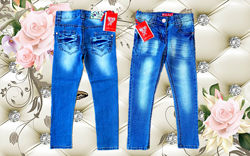 Модные джинсы на девочку MISS