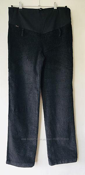 Штаны для беременной женщины вельветовые