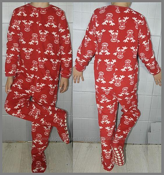 Ladybird слип олени кигуруми комбинезон пижама