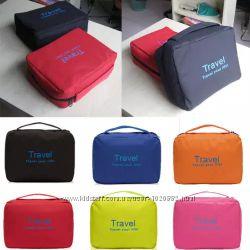 Органайзер дорожный- сумка для вещей, косметики, несессер, косметичка