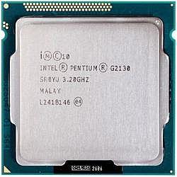 Процессор Intel Pentium G2130