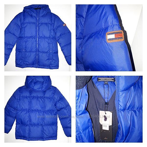 Tommy Hilfiger куртка зимняя пуховик 128р. Оригинал из Германии