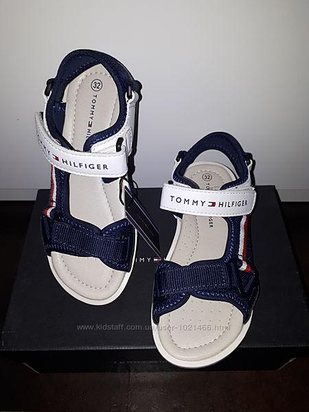 Tommy Hilfiger сандалии босоножки 32р. Оригинал из Германии