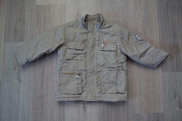 Деми куртка на синтепоне ф. Impidimpi р. 104 см