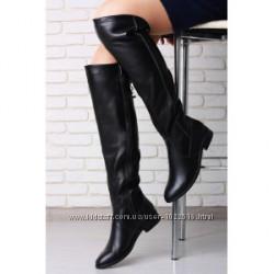 Кожаные сапоги ботинки кеды Villomi от производителя