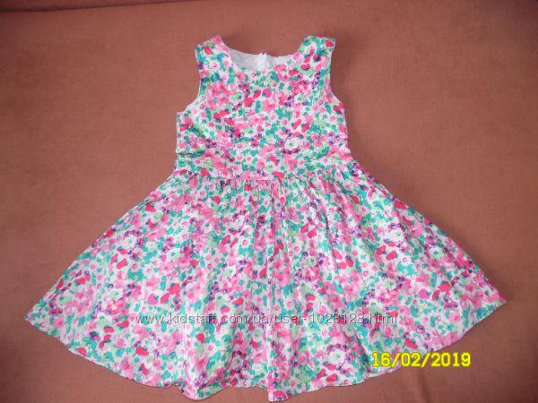 нарядное платье PALOMINO р. 110-116см