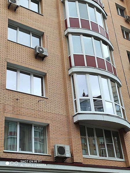 Пластиковые окна в Киев и обл. Остекление балконов, домов, квартир
